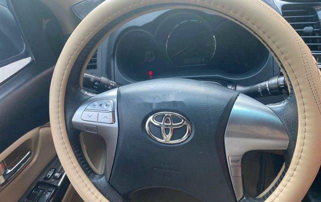 Cần bán Toyota Fortuner năm 2015, xe một đời chủ giá ưu đãi6