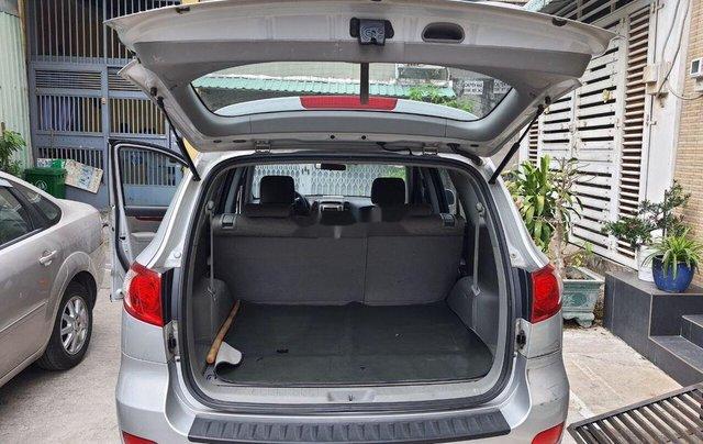 Cần bán gấp Hyundai Santa Fe đời 2008, màu bạc, xe nhập chính chủ, 315 triệu4