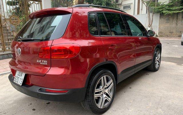 Cần bán lại xe Volkswagen Tiguan sản xuất năm 2012, nhập khẩu giá cạnh tranh4
