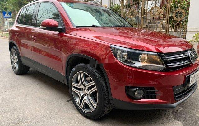Cần bán lại xe Volkswagen Tiguan sản xuất năm 2012, nhập khẩu giá cạnh tranh6