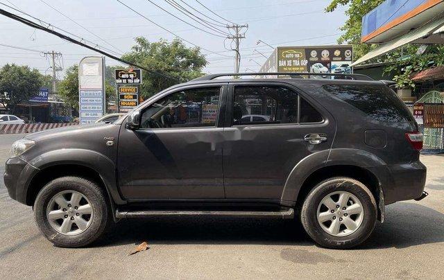 Cần bán gấp Toyota Fortuner sản xuất 2009, nhập khẩu7