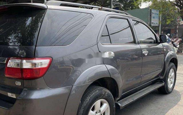 Cần bán gấp Toyota Fortuner sản xuất 2009, nhập khẩu5