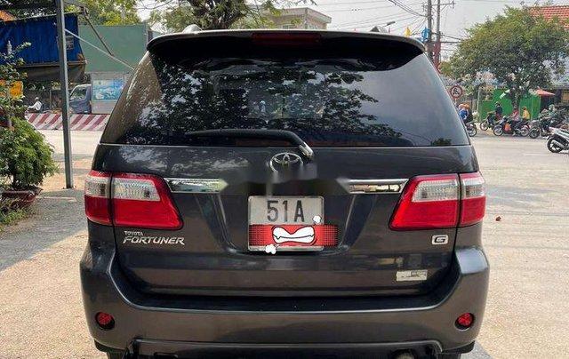 Cần bán gấp Toyota Fortuner sản xuất 2009, nhập khẩu1