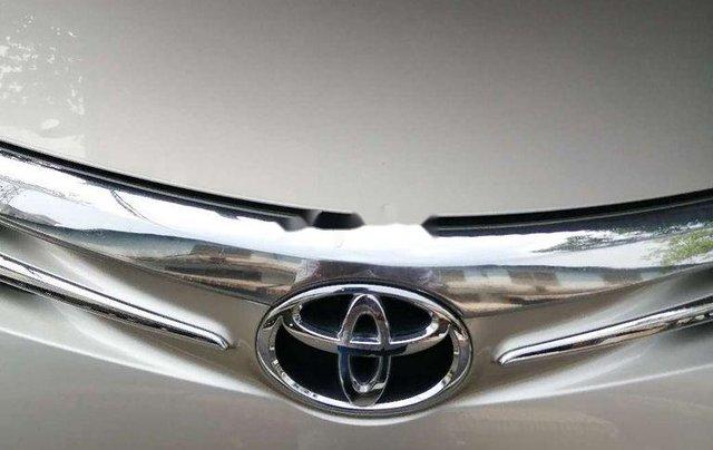 Bán ô tô Toyota Vios đời 2017, nhập khẩu, màu nâu vàng8