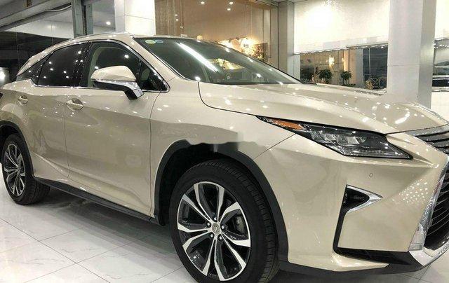 Cần bán Lexus RX350 năm 2017, nhập khẩu nguyên chiếc0
