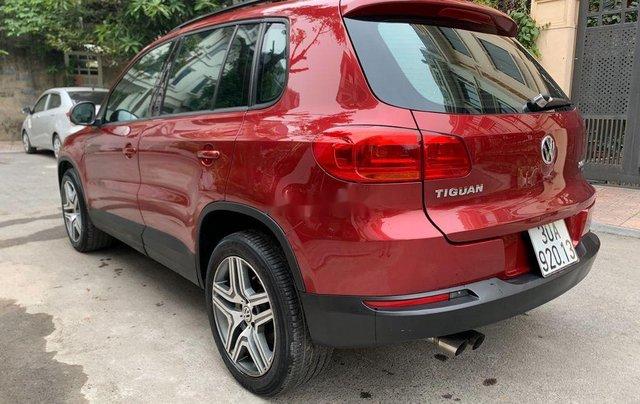 Cần bán lại xe Volkswagen Tiguan sản xuất năm 2012, nhập khẩu giá cạnh tranh5
