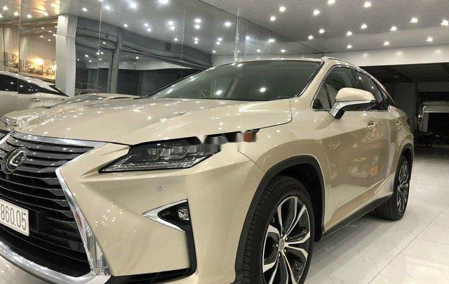 Cần bán Lexus RX350 năm 2017, nhập khẩu nguyên chiếc5
