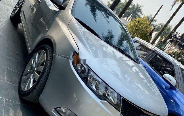 Cần bán lại xe Kia Forte năm 2009, xe nhập còn mới3