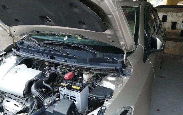 Bán ô tô Toyota Vios đời 2017, nhập khẩu, màu nâu vàng9
