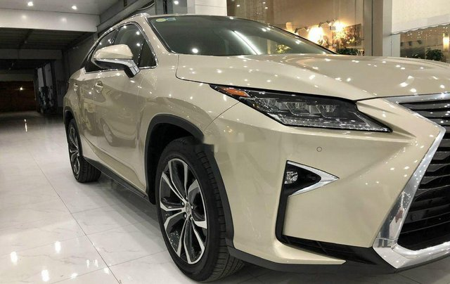 Cần bán Lexus RX350 năm 2017, nhập khẩu nguyên chiếc4