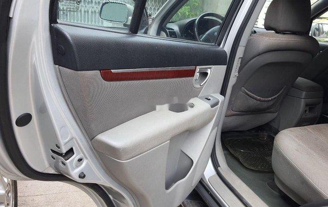Cần bán gấp Hyundai Santa Fe đời 2008, màu bạc, xe nhập chính chủ, 315 triệu3