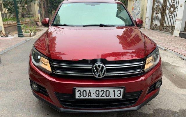 Cần bán lại xe Volkswagen Tiguan sản xuất năm 2012, nhập khẩu giá cạnh tranh0