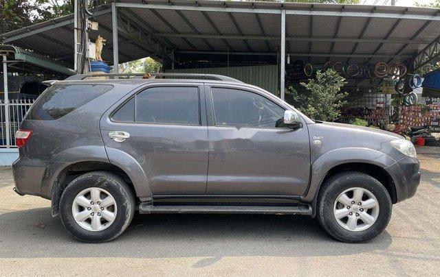 Cần bán gấp Toyota Fortuner sản xuất 2009, nhập khẩu4