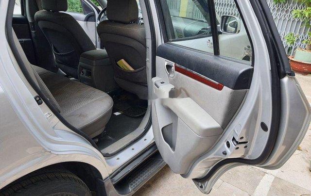 Cần bán gấp Hyundai Santa Fe đời 2008, màu bạc, xe nhập chính chủ, 315 triệu6