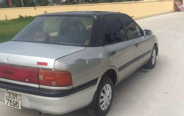 Xe Mazda 323 sản xuất 1995, màu bạc, nhập khẩu, 28 triệu3