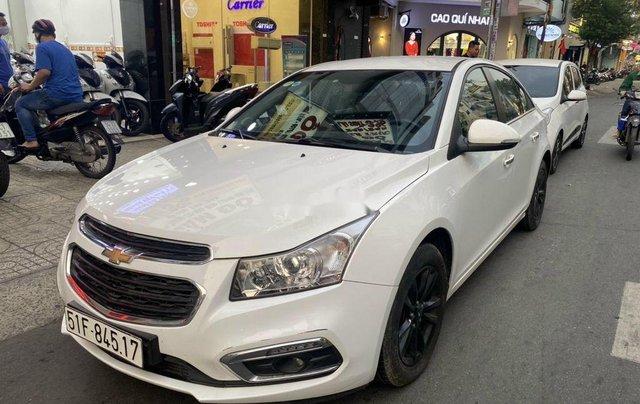 Bán Chevrolet Cruze đời 2016, màu trắng, 345 triệu1