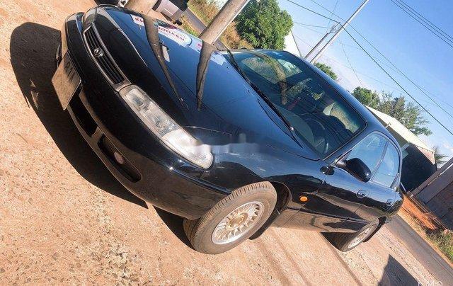 Bán Mazda 626 sản xuất năm 1999, màu đen, nhập khẩu, giá 135tr2