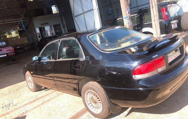 Bán Mazda 626 sản xuất năm 1999, màu đen, nhập khẩu, giá 135tr4
