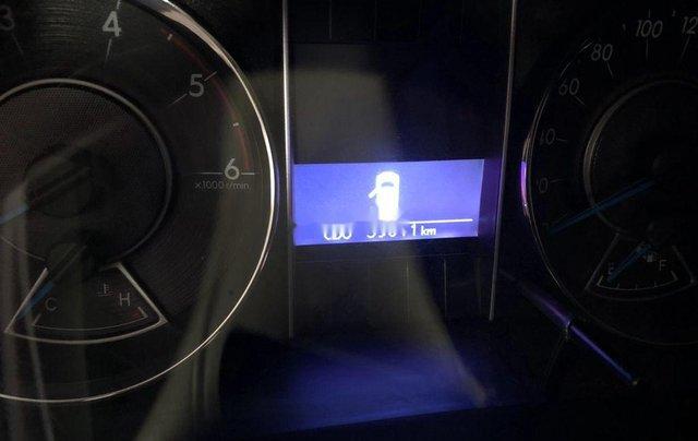 Xe Toyota Fortuner sản xuất năm 2017, nhập khẩu nguyên chiếc còn mới, giá tốt4