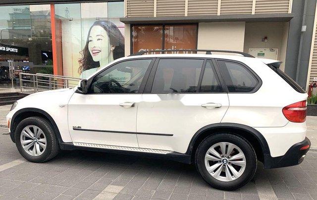 Bán BMW X5 sản xuất năm 2008, màu trắng, xe nhập 5