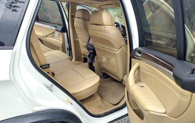 Bán BMW X5 sản xuất năm 2008, màu trắng, xe nhập 10