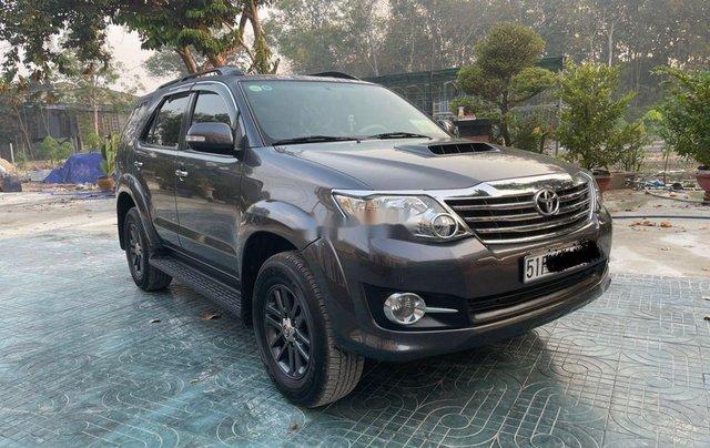Bán ô tô Toyota Fortuner sản xuất năm 2015 còn mới2