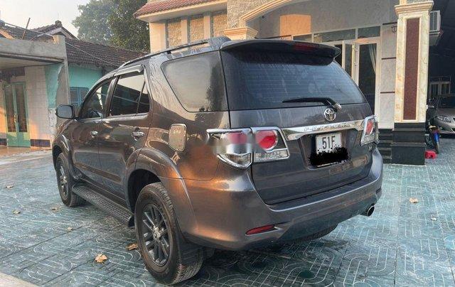 Bán ô tô Toyota Fortuner sản xuất năm 2015 còn mới4