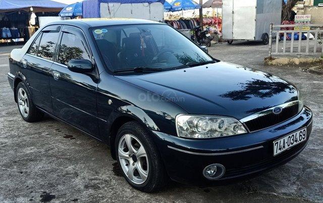 Bán xe Ford Laser Deluxe đăng ký 20051