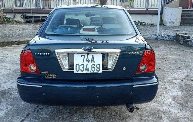 Bán xe Ford Laser Deluxe đăng ký 20053