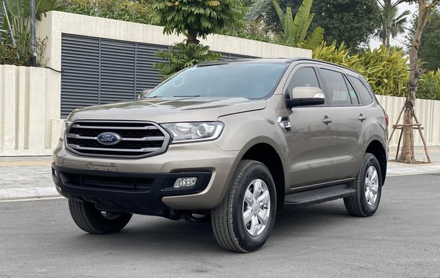 Ford Everest 2.0AT Trend, SX năm 20192