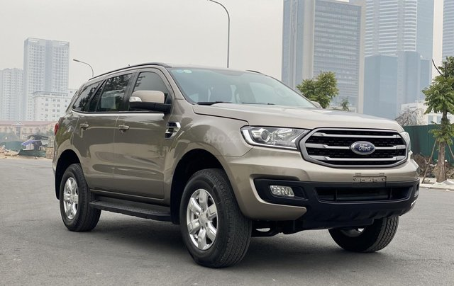 Ford Everest 2.0AT Trend, SX năm 20191