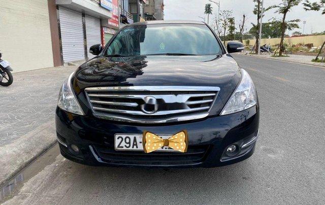 Cần bán xe Nissan Teana sản xuất 2011, nhập khẩu nguyên chiếc0