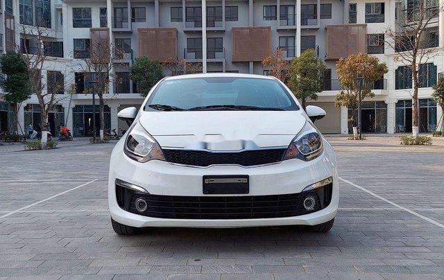 Bán Kia Rio sản xuất 2016, màu trắng, nhập khẩu nguyên chiếc4
