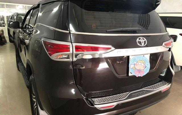 Xe Toyota Fortuner sản xuất năm 2017, nhập khẩu nguyên chiếc còn mới, giá tốt1