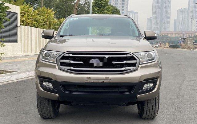 Bán Ford Everest sản xuất 2019, xe nhập, xe chính chủ1