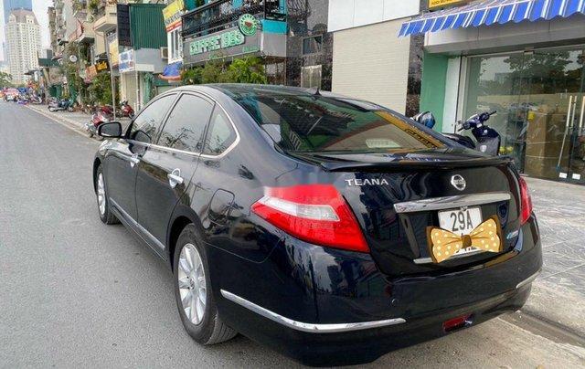 Cần bán xe Nissan Teana sản xuất 2011, nhập khẩu nguyên chiếc2