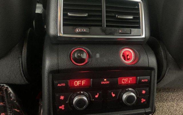 Xe Audi Q7 năm sản xuất 2006, màu bạc, nhập khẩu 9