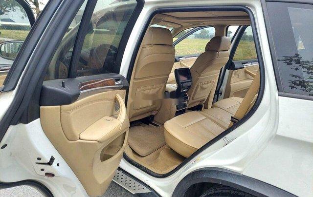 Bán BMW X5 sản xuất năm 2008, màu trắng, xe nhập 9