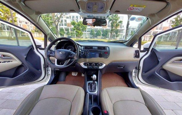 Bán Kia Rio sản xuất 2016, màu trắng, nhập khẩu nguyên chiếc11