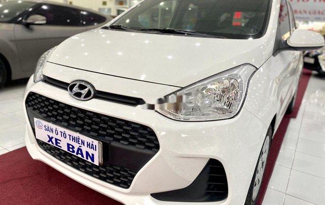 Bán Hyundai Grand i10 sản xuất 2019, màu trắng chính chủ2