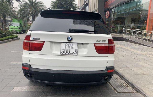 Bán BMW X5 sản xuất năm 2008, màu trắng, xe nhập 8