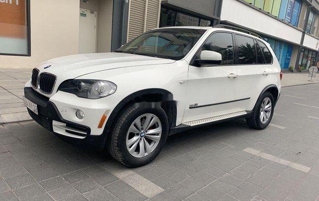 Bán BMW X5 sản xuất năm 2008, màu trắng, xe nhập 4