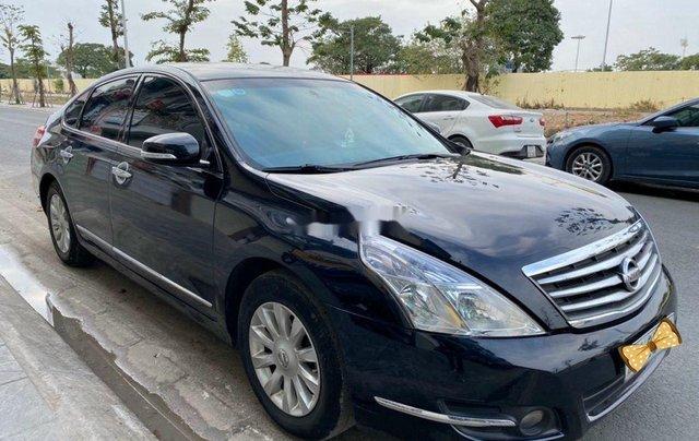 Cần bán xe Nissan Teana sản xuất 2011, nhập khẩu nguyên chiếc1