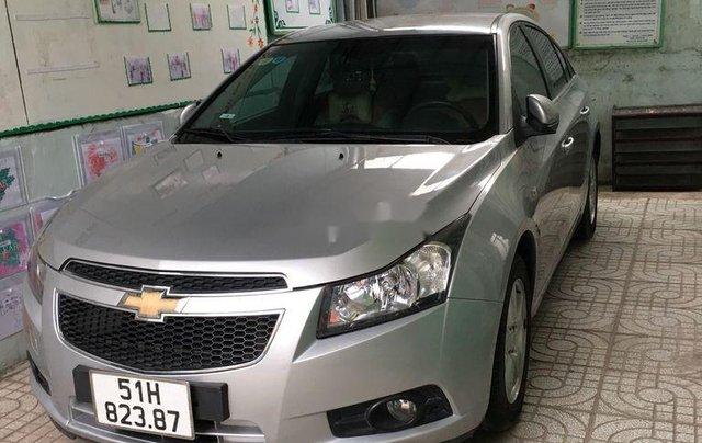 Cần bán xe Chevrolet Cruze LTZ sản xuất năm 2010, màu xám, xe nhập1