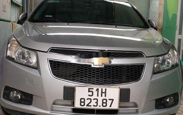 Cần bán xe Chevrolet Cruze LTZ sản xuất năm 2010, màu xám, xe nhập0