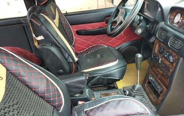 Bán xe Hyundai Galloper năm sản xuất 2001, màu đen, xe nhập 7