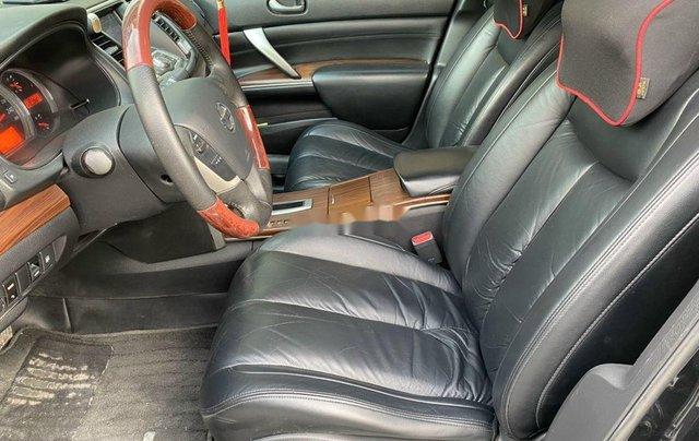 Cần bán xe Nissan Teana sản xuất 2011, nhập khẩu nguyên chiếc8