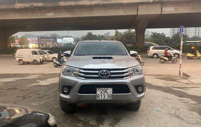 Bán Toyota Hilux sản xuất 2016, xe nhập còn mới0