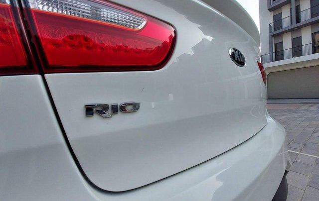 Bán Kia Rio sản xuất 2016, màu trắng, nhập khẩu nguyên chiếc3