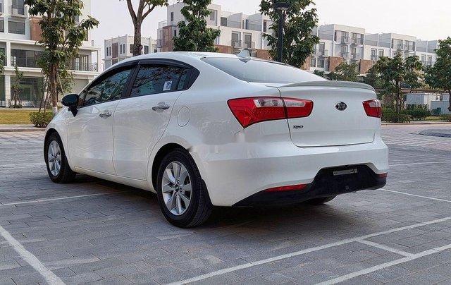 Bán Kia Rio sản xuất 2016, màu trắng, nhập khẩu nguyên chiếc2